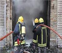 السيطرة على حريقين في وحدتين سكنتين بقنا