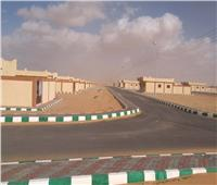 مشروعات الطرقفي سيناء.. «طاقة خير» على الزراعةوالعمران