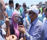 «النقل»: انتهاء تنفيذ كباري تقاطع مؤسسة الزكاة مع الدائري ونفق سعد الدين الشاذلي