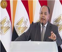 وزير المالية: التوسع في المنظومات الإلكترونية يرفع كفاءة التحصيل الضريبي