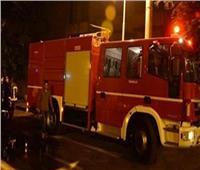 الدفع بـ 3 سيارات إطفاء للسيطرة على حريق اندلع في عقار بشبرا الخيمة