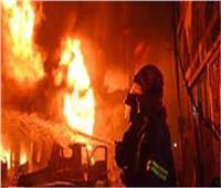 حريق يلتهم حجرة نوم ومطبخ في قنا