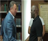 بعد تعادله مع بيراميدز ..نجم الأهلي والزمالك يطالب الخطيب بإقالة «موسيماني»
