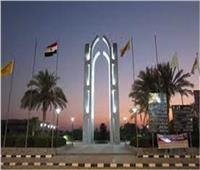 نائب محافظ القاهرةتشارك فى أول عرض للفن التشكيلىبجامعة حلوان
