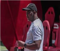 موسيماني يطالب اللاعبين بالتركيز في مباراة سموحة