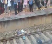 «السكة الحديد» توضح تفاصيل اصطدام قطار أسوان بسيارة نصف نقل وفاة سائقها