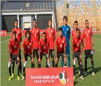 غدا.. مصر أمام السعودية في نصف نهائي كأس العرب للشباب