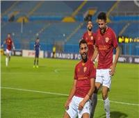 أحمد ياسر ريان يقود هجوم سيراميكا أمام أسوان