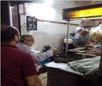«تموين الإسكندرية» تشن حملات على المخابز و الأسواق