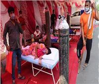 الهند تسجل أكثر من 44 ألف إصابة جديدة و738 حالة وفاة بكورونا