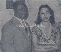 «جمالك كالوحش».. مسؤول أفريقي كبير يقع في حب ماجدة