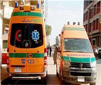 إصابة 7 أشخاص في حادث تصادم في بني سويف