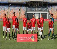 كأس العرب للشباب / إنطلاق مباراة مصر والسعودية فى نصف النهائى