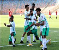 كأس العرب| في دقيقتين.. منتخب السعودية يفاجئ مصر بهدفين