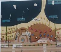 شاطئ عام لأهالي الغردقة على مساحة 16 فدانًا بتكلفة 45 مليون جنيه