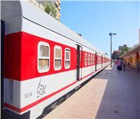 حركة القطارات  35 دقيقة متوسط التأخيرات بين «بنها وبورسعيد».. اليوم