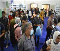 ٦٢ ألف زائر في ثالث أيام معرض القاهرة الدولي للكتاب
