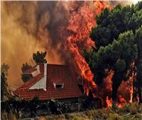 رئيس قبرص يصف حرائق الغابات المشتعلة في بلاده بـ«المأساة»