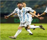 برشلونة يتغني بـ «ميسي» بعد تألقه مع الأرجنتين في كوبا أمريكا