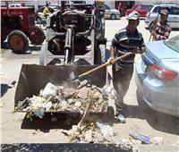 محافظ الدقهلية يتابع رفع كفاءة الشوارع والميادين بالمنصورة