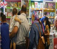 معرض القاهرة للكتاب.. جولة داخل جناح الأطفال لمعرفة رأى الزوار والعارضين