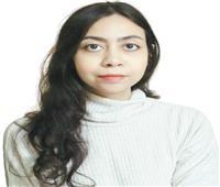 فتاة مصرية.. تحارب غلاء الألوان الزيتية بصناعتها المحلية