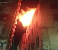 «الأجهزة الأمنية» تتمكن من السيطرة على حريق نشب في «غية حمام» بالساحل