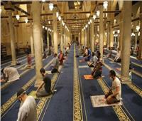 مجلس الوزراء: صلاة عيد الأضحى ستقام بنفس القواعد التي أقيمت بـ«عيد الفطر»