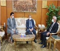 جامعة المنوفية تستقبل وزير التعليم السابق على رأس لجنة من «الحاسبات»
