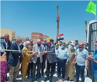 محافظ جنوب سيناء يفتتح 3 خزانات إستراتيجية برأس سدر بتكلفة 173 مليون جنيه