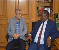 «الغرف التجارية» تبحث مع كينيا التعاون في العلاقات الاقتصادية