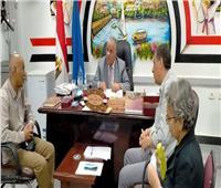 لجنة من «مديرية تعليم أسوان» تبت في طلبات التحويل من المدارس الخاصة للحكومية