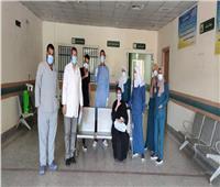 مستشفى العزل بقنا يُسجل صفر إصابات بكورونا