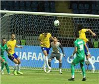الدوري الممتاز  انطلاق مباراة «الإسماعيلي والاتحاد السكندري»