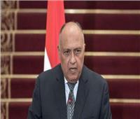 سامح شكري: كل الخيارات تبقى مفتوحة بشأن أزمة سد النهضة
