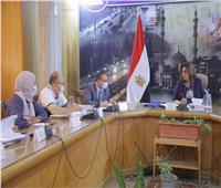 محافظ دمياط تتابع أعمال مبادرة «حياة كريمة» بمركز كفر سعد