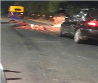مصرع 3 أشخاص في حادث تصادم بالبحيرة