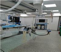 جامعة حلوان تعلن تشغيل وحدة القسطرة القلبية بمستشفى بدر
