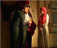 «السراب».. عرض مسرحي عن علاقة الإنسان بالشيطان بثقافة الدقهلية