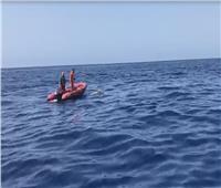 التعرف على صاحب الجثة المجهولة لغريق البحر المتوسط غرب بورسعيد