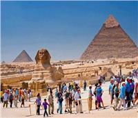بالأرقاموالإيرادات.. حركة «السياحة المصرية» في 10 سنوات
