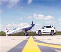لأول مرة.. الطائرة الكهربائية تحلق خلال أيام بسرعة 300 ميل في الساعة