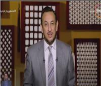 رمضان عبدالمعز: مرض القلب وموته أكبر كارثة تصيب الإنسان  فيديو