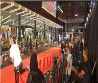 التجهيزات النهائية للعرض الخاص لفيلم كريم عبد العزيز «البعض لا يذهب للمأذون مرتين»   صور