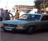 حملة مكبرة على قائدي «التوك توك» في أبوتشت شمال قنا
