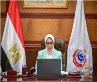 وزيرة الصحة: اليوم بدء صرف تعويضات المستحقين من الأطقم الطبية بأثر رجعي