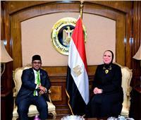 وزير الصناعة الماليزي: نهدف لنقل خبراتنا في البناء المقاوم للزلازل إلى مصر