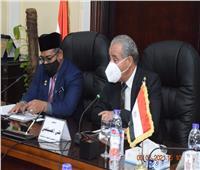 وزير التموين: تعاون بين مصر وماليزيا في إنتاج الزيوت