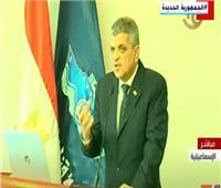 «مبلغ مالي وقاطرة شد»| رئيس قناة السويس يكشف بنود التسوية مع الشركة البنمية