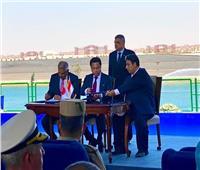 السفير الياباني: أشكر مسؤولي هيئة قناة السويس على تعويم السفينة «إيفر جيفن»